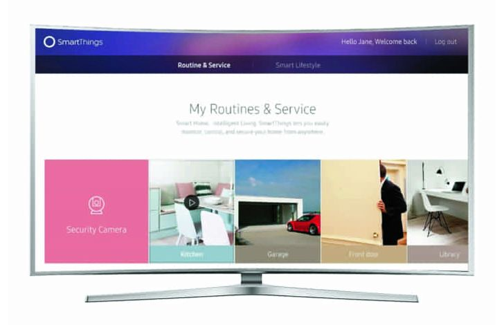 Samsung's 2016 Smart TVs Will Also Serve As SmartThings Hubs