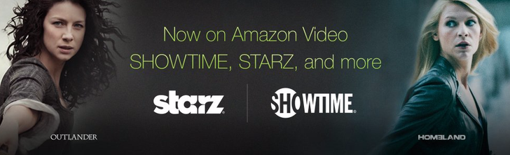 Amazon Prime Customers Get Access To Showtime, Starz, And Other Add-On Subscriptions Through New Streaming Partners Program