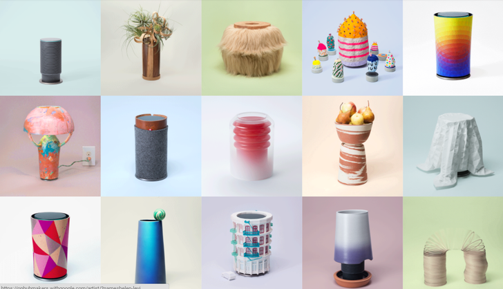 [Update: Live] Google's OnHub Paper Towel Holder Shells Are Real And Going Live Today For $29-$39, Plus Someone Designed One That Looks Like A Cake
