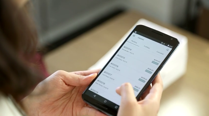 The Squarespace Commerce App Is Now Open For Business On Android