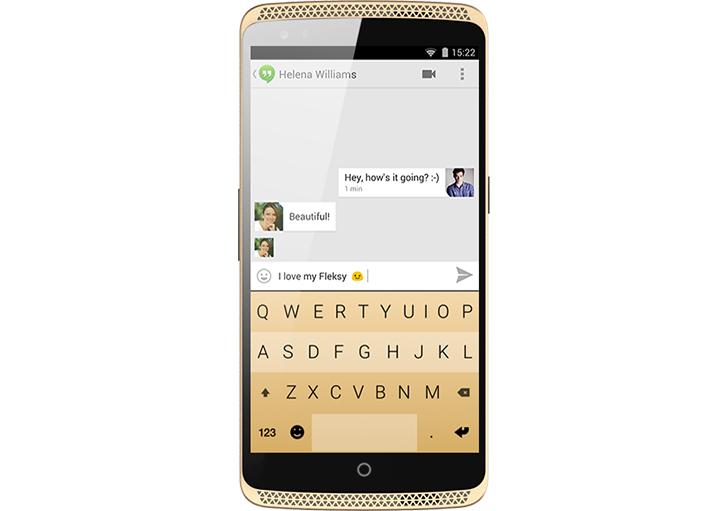 Fleksy Keyboard Partners With ZTE, Will Come Preinstalled On The Company's Devices