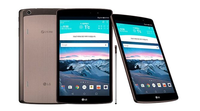 LG Announces The G Pad II 8.3 LTE With A Stylus And Full-Sized USB Port, But Only For Korea At The Moment
