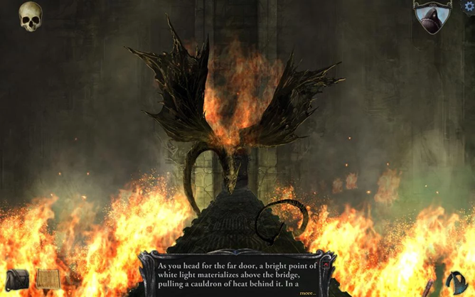 Classic Dungeon Crawler Shadowgate Gets A Gorgeous Remastered Release On Android