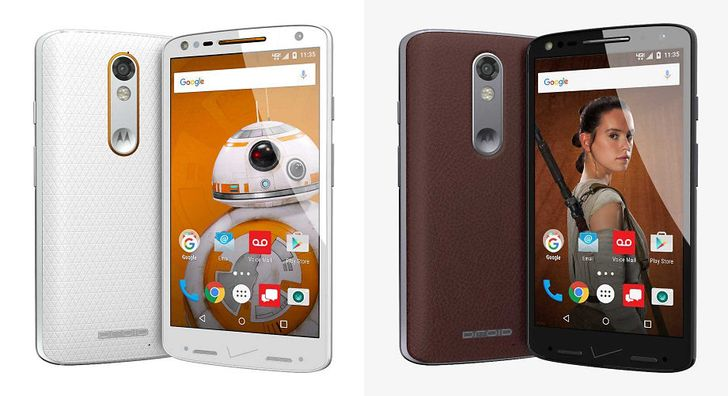 Special Edition Star Wars DROID Turbo 2 Now Available From Verizon