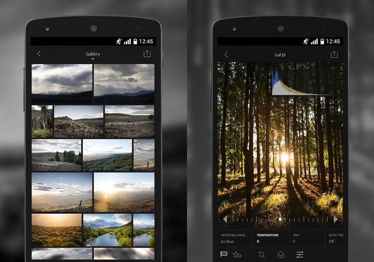 Adobe Lightroom Mobile v1.4 Is Now Free To Use, No Creative Cloud Subscription Required