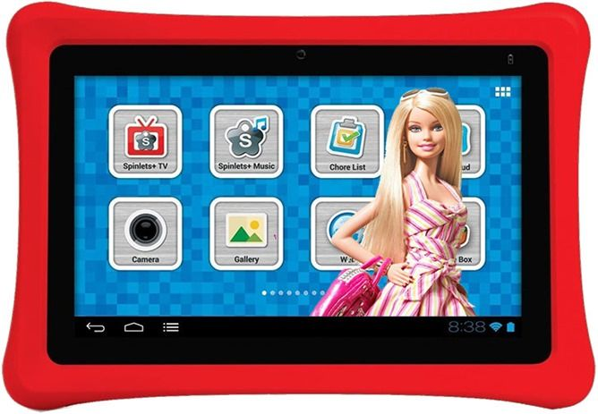 Toy Company Mattel Acquires Fuhu, Maker Of The Kid-Focused Nabi Tablet Series