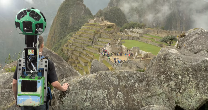 [Why Go Anywhere] Machu Picchu Gets The Street View Treatment In Google Maps, Llamas Not Included