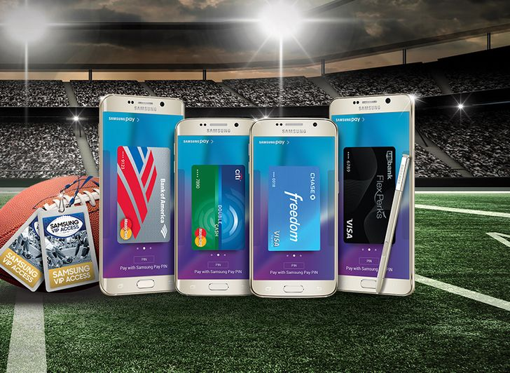 Samsung Launches New Promos For Samsung Pay ($200 Samsung Gift Card) And The Tab S2 (1 Year Of Netflix)