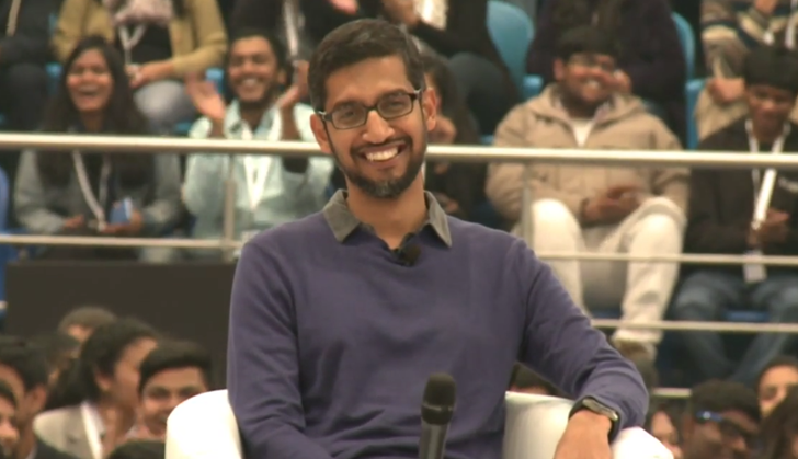 Sundar Pichai will succeed Larry Page as CEO of Alphabet, while continuing to serve as Google CEO