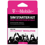 [Deal Alert] T-Mobile's Prepaid 3-In-1 SIM Card Starter Kits Are $0.99 (Down From $15)