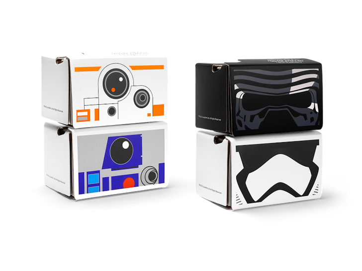 [Hurry] Google Is Giving Away Star Wars Cardboard Viewers With Free US Shipping