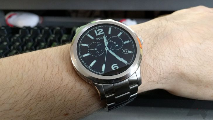 Fossil Q Founder Review: Good Watch, Mediocre Smart Watch