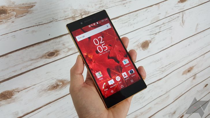 Sony Xperia Z5 Premium Review: Living Life In (Sort Of) 4K