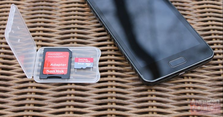 [Weekend Poll] Does Your Phone Have A MicroSD Card? Do You Use It?