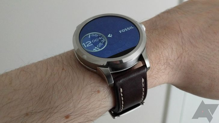 [Prime Day Deal] Get 30% off the Fossil Q Founder Android Wear watch and 50% off other Fossil wearables on Amazon today only