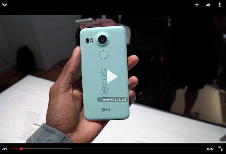 YouTube App Starts Showing Buffer Progress On Paused Videos For Some Users