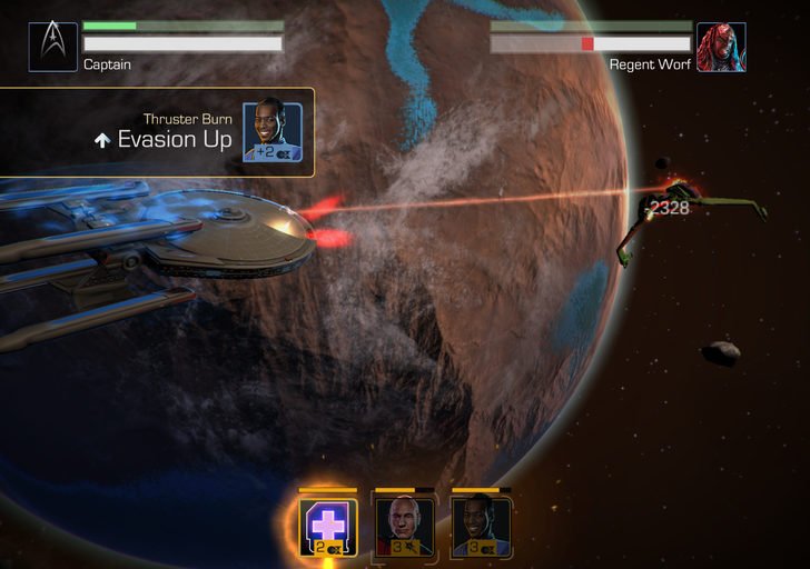 [Engage] Star Trek Timelines Drops Out Of Warp In The Play Store