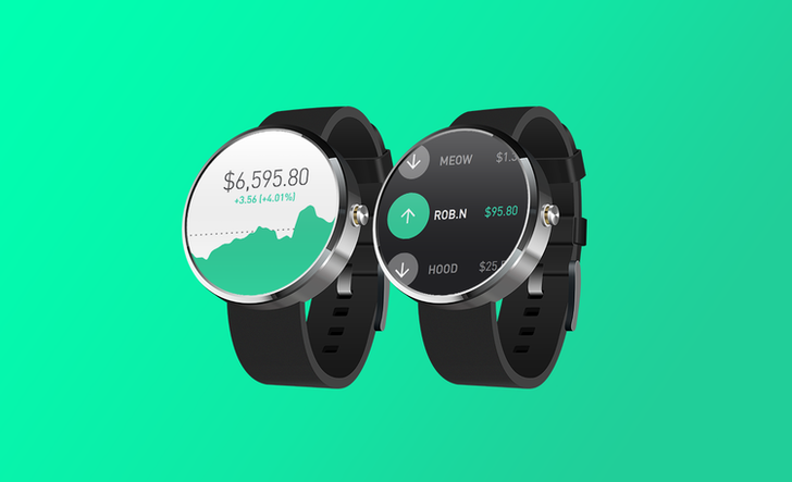 Robinhood App Gets Support For Android Wear In Latest Update