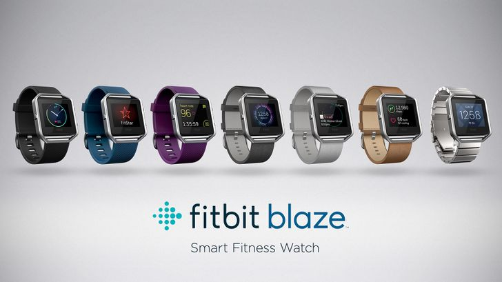 Fitbit Blaze Is, Unlike The Force And The Charge, A New Fitness Smartwatch That Looks Like A Watch, Coming In March