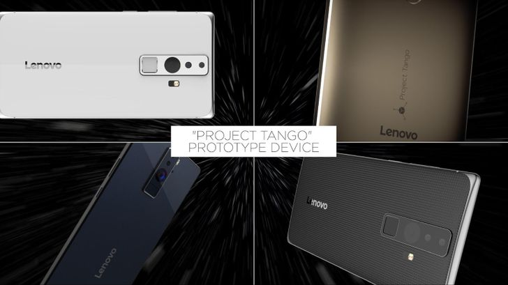 Lenovo Is Working On The First Project Tango Smartphone Aimed At Consumers, Invites Developers To Have Their Apps Featured On The Device