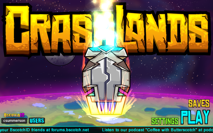 Crashlands From Butterscotch Shenanigans Crash Lands Onto Android, Steam, and iOS Today