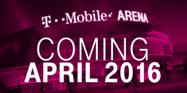 T-Mobile Will Soon Have An Arena In Las Vegas, With Exclusive Benefits For Subscribers