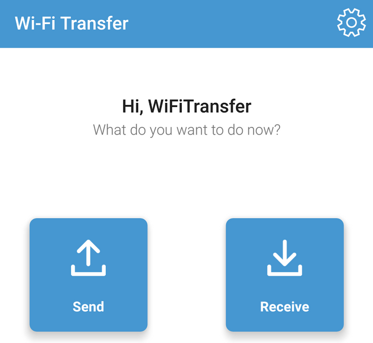 Samsung Brings Wi-Fi Transfer App To The Play Store, An Offline Way To Share Files Between Devices