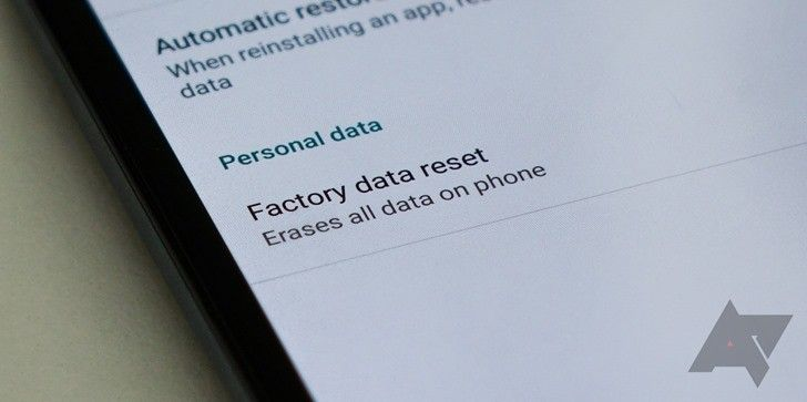PSA: Google Fixed A Factory Reset Protection Bypass Bug In The January Security Update