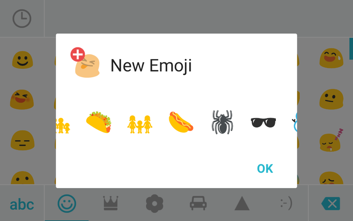 SwiftKey Updated With New Emoji For Android 6.0.1, Additional Currency Options, And More