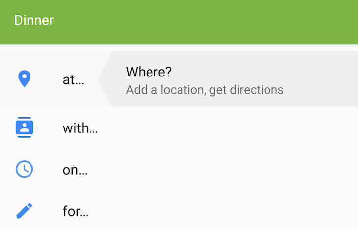 [APK Download] Google Calendar Adds Smart Event Suggestions And 54 New Country Holidays