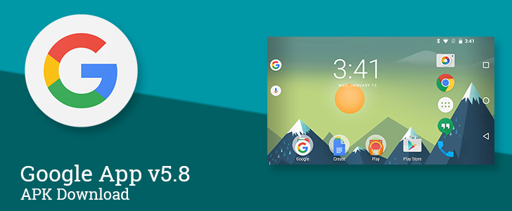 [Update: Normalization Is Gone] Google App v5.8 Beta Brings Back Launcher Auto Rotation On Phones And Now Normalizes Icon Sizes For A Bit Of Consistency [APK Download]