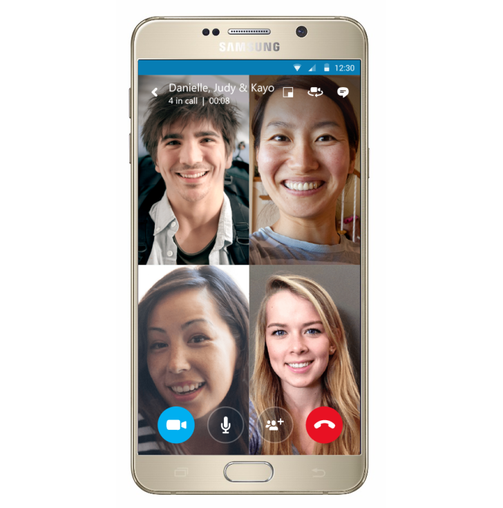 Skype Announces Group Video Calls Are Coming To Mobile Devices