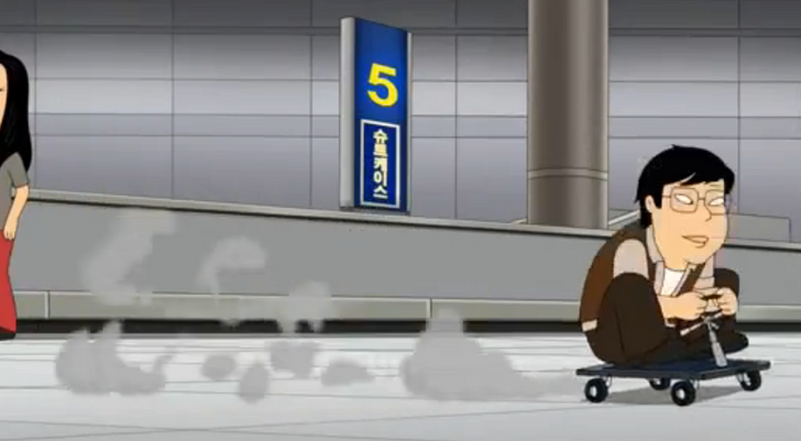 Family Guy Pokes Fun At Samsung With A Giant Phone That Is Also A Tiny Car