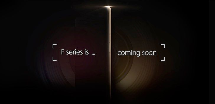 Oppo Announces New Mid-Range Photo-Focused F Series, F1 Coming In January Without Tangible Details
