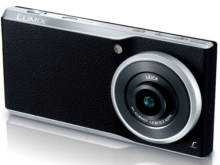 Panasonic Announces The Android-Powered Lumix DMC-CM10 Camera