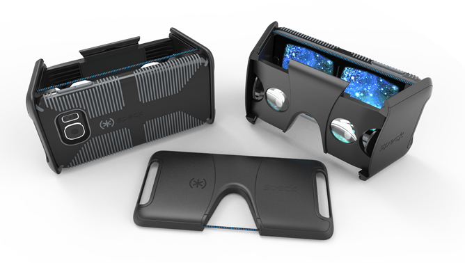 Speck Announces A Foldable 'Pocket' VR Headset With Google Cardboard Certification, Coming In 2016