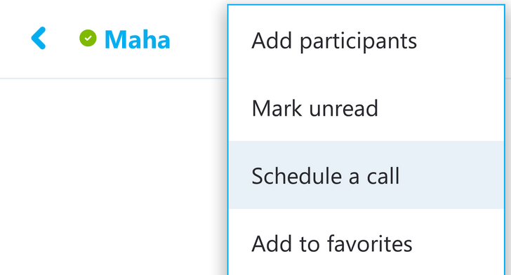 Skype Adds Call Scheduling And Better Office Document Handling