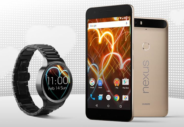 The Nexus 5X And Gold Nexus 6P Are $50 Off At Various Retailers, Plus Get $50 Off The Huawei Watch With 6P Purchase