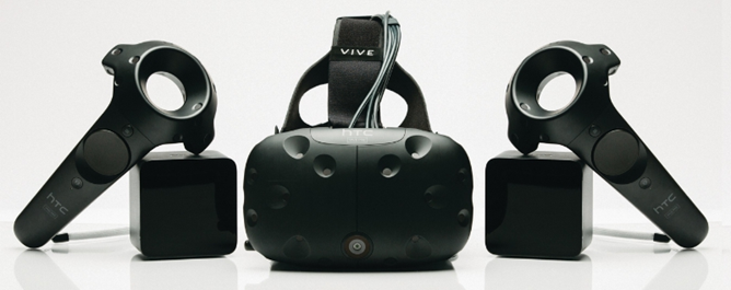 HTC Reveals Its Second-Generation Vive VR Headset, The Vive Pre, With A Front-Facing Camera And Room Scaling Tech