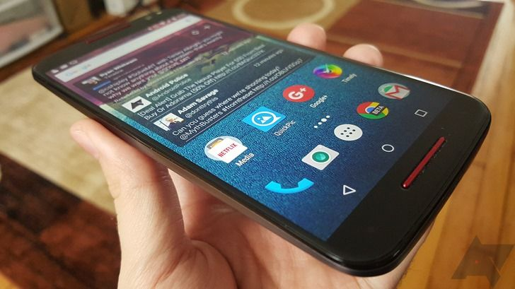 Motorola releases Nougat kernel source code for the 2015 Moto X Pure Edition