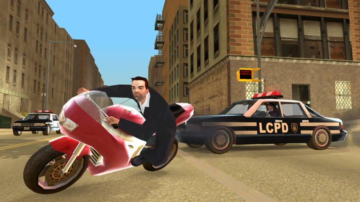 GTA: Liberty City Stories Comes To Android With More Mobile-Friendly Open World Gameplay
