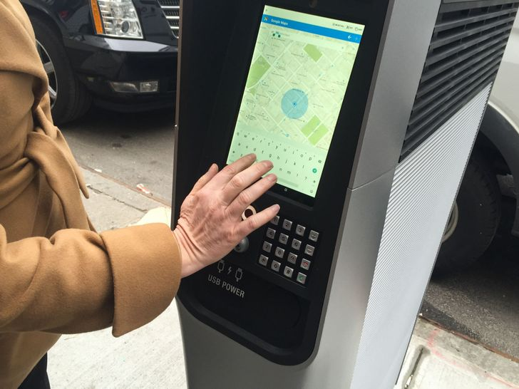 New York's LinkNYC WiFi Hubs Have Built-In Android Tablets Now
