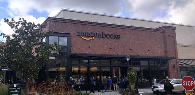 "[Update: Original Source Backpedals] WSJ Report: Amazon Plans To Bring Bookstores Back From The Dead With ""Hundreds"" Of Amazon-Branded Retail Locations In The US"