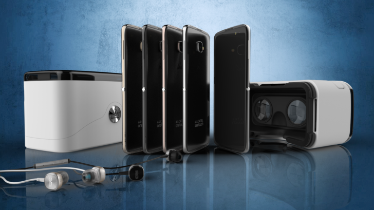 Alcatel OneTouch Idol 4S Packaging Will Allegedly Morph Into A Google Cardboard Viewer