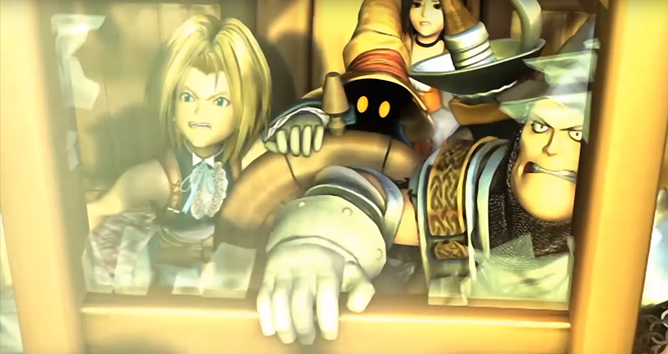 Final Fantasy IX (The First PlayStation-Era Final Fantasy To Hit Android) Is Now Available On The Play Store For $17