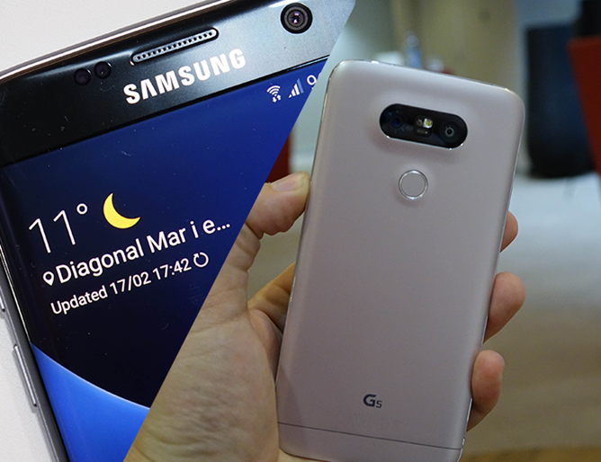 [Poll] Galaxy S7 / S7 Edge Or LG G5?