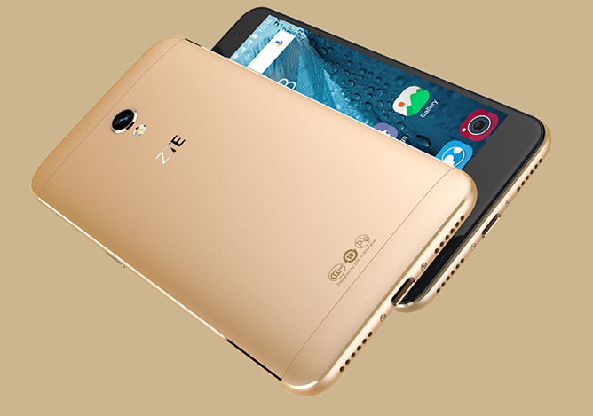 [Update: Blade V7 Lite Too] ZTE Reveals The Blade V7, A Mishmash Of Decent Hardware, Mixed Styling, And Android 6.0