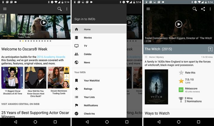 The IMDb Material Update (v6.1) Leaves Beta, Now Available To All