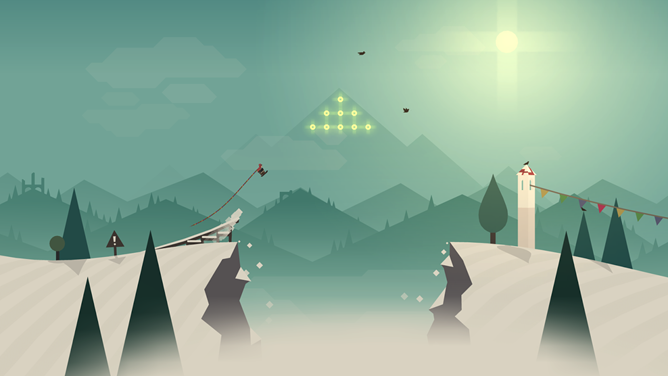 Stylish Snowboarding Endless Runner Alto's Adventure Slides Into The Play Store