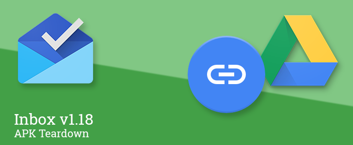 Inbox v1.18 Hints At Convenient Shortcut For Sharing Files From Drive [APK Teardown]